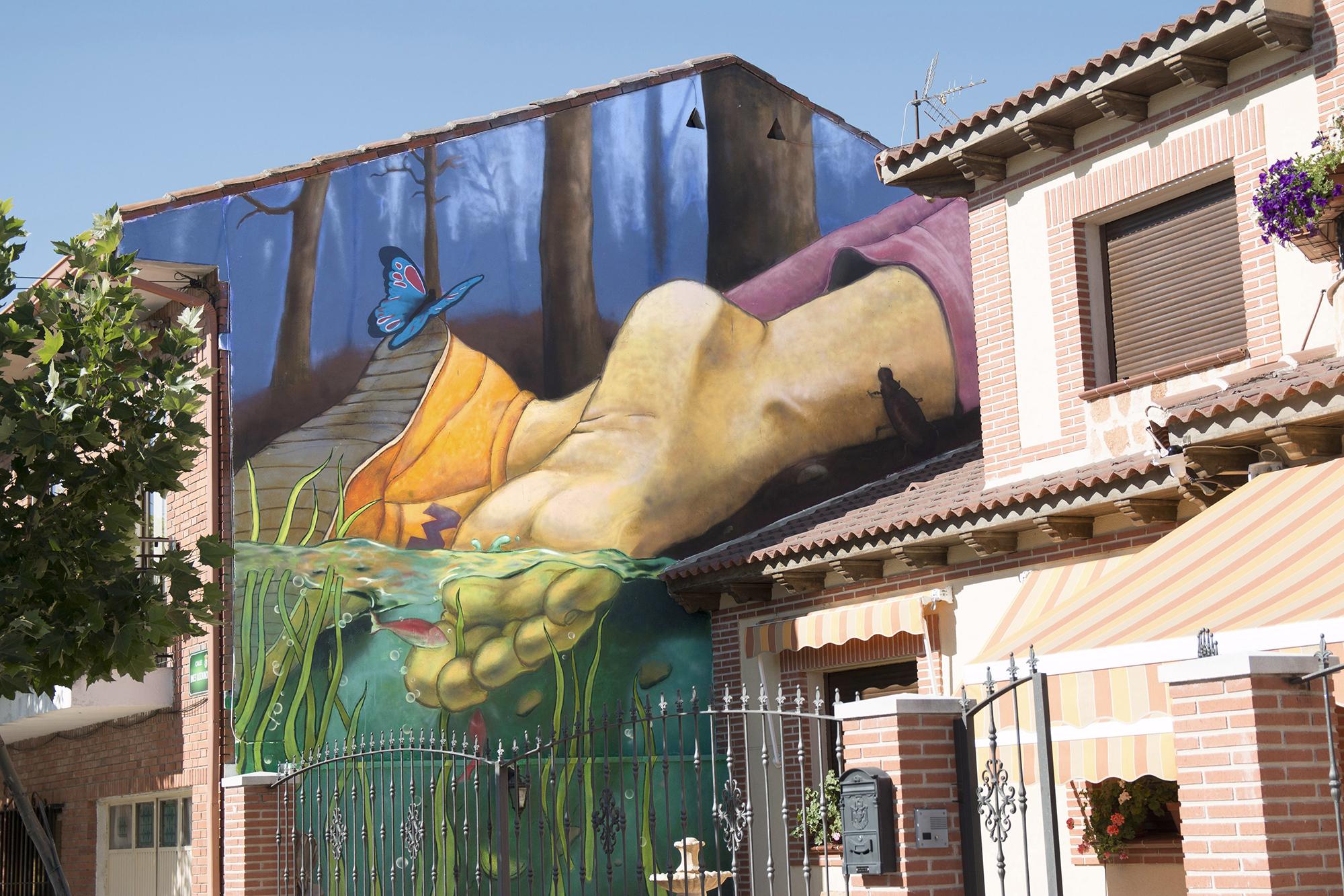 mural curro terminado wordpress